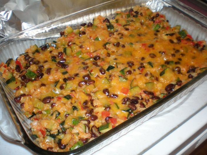 Mexican Zucchini Casserole – Everything Is Homemade