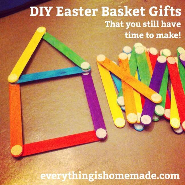 Homemade easter gifts for kids everything is homemade homemade easter gifts for kids negle